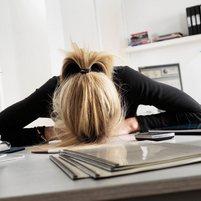 «Синдром выгорания» и депрессия – когда работа убивает